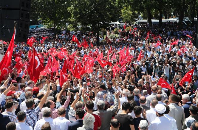 Milli İrade Platformu Darbelere Karşı Basın Açıklaması - HABERLER - İSDÜŞÜM | İstanbul Düşünce ve Medeniyet Derneği
